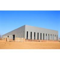Economical EPS sandwich panel recycled large span steel