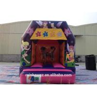 China RB1059(3x3.5m) Inflatable Tinkerbell bouncy castle on sale