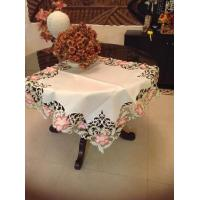 China Polyester Tablecloth wholesale