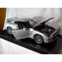 China 1:8 scale Diecast GTR model on sale