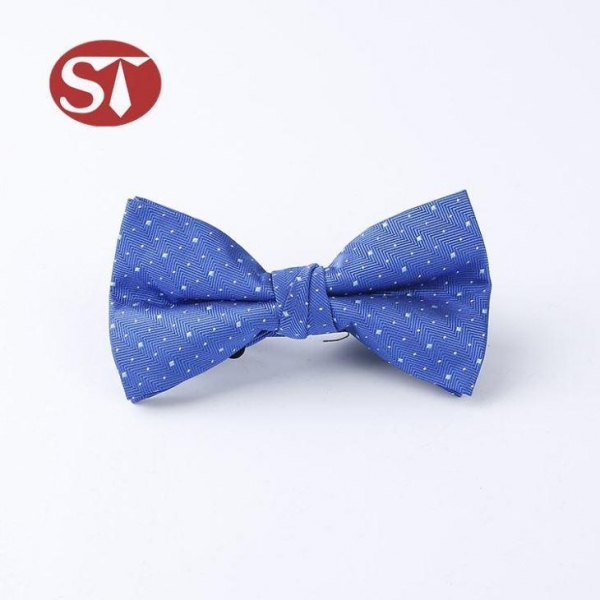 Quality Bow Tie Polyester Knitted Bow Tie for sale