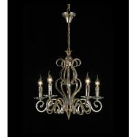 China KALUX rustic crystal chandelier for sales on sale
