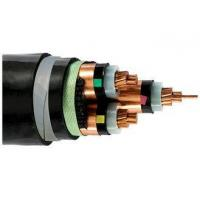 Copper Clad Aluminum Steel Tape Armoured Cable 3 x 185 sq mm Eco Friendly