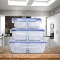 China Food Safe Glass Storage Containers on sale