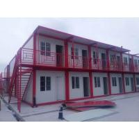 China Easy Install Flat Packing Prefabricated/Prefab Container House wholesale