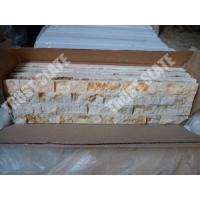 China travertine stone veneer wall panels wholesale