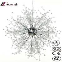 China Chandeliers Firework LED Light Stainless Steel wholesale