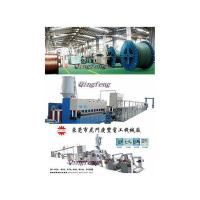 Buy cheap Extrusion Line Series Sheathing cable and power cable extrusion line from wholesalers