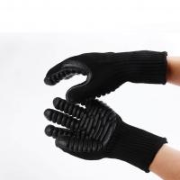 Buy cheap Nitrile Exam Gloves (Blue) Anti-vibration Gloves from wholesalers