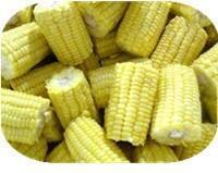 Buy cheap Frozen Boiled Glutinous Corn Cut from wholesalers