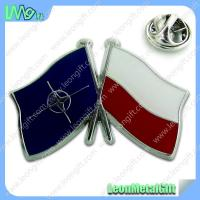 Buy cheap Custom available lapel pin with fine quality from wholesalers