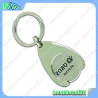 Buy cheap Smile Metal charm keychain from wholesalers