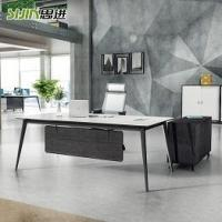 Buy cheap Executive desk MT-BT2000 black and white office executive desk from wholesalers