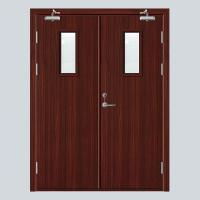 Buy cheap Public area fire door Y1S51C38-39 from wholesalers