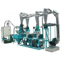 Buy cheap 10-30T Wheat Flour Production Line from wholesalers