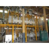 Buy cheap 30-150T Wheat Flour Production Line from wholesalers