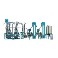 Buy cheap 10-100T Corn Flour Production Line from wholesalers
