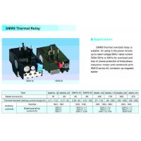 Buy cheap Universal circuit breaker SMR9 Thermal Relay from wholesalers
