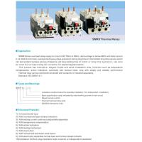 Buy cheap Universal circuit breaker Smr8 thermal relay from wholesalers