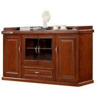 Buy cheap Other office furniture C12H Walnut Coffee Cabinet and Tea Cabinet from wholesalers
