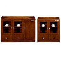 Buy cheap Other office furniture C15-1HB & C15-1HS Walnut Coffee and Tea Cabinet from wholesalers
