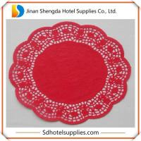 China Red Paper Doilies wholesale