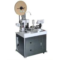 Buy cheap Automatic wire cutting stripping crimping tinning machine(5 wire at one time) WPM-109 from wholesalers