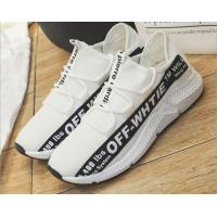 China Casual Shoes Flyknitting Mesh Flat Shoes wholesale