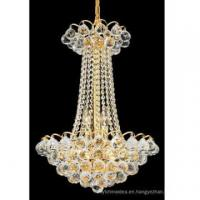 China lighting fixtures hotels guangzhou crystals chandelier for sale on sale