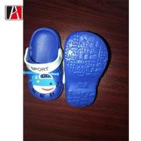 China boy custom anti slip rubber clog sandal shoe wholesale