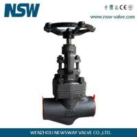 China Forged Carbon Steel Globe Valve wholesale