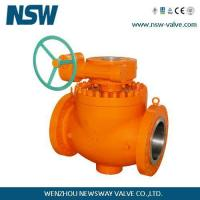 China Carbon Steel Top Entry Ball Valve wholesale