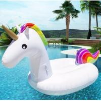 Inflatable swimming toy Inflatable Unicorn For Adult