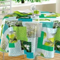 China 70 Inch Round Vinyl Tablecloth wholesale