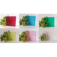 Laminated Glass Colorful safety tempered laminated glass