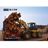 Forest Clamping Wood Wheel Loader ZL50GN
