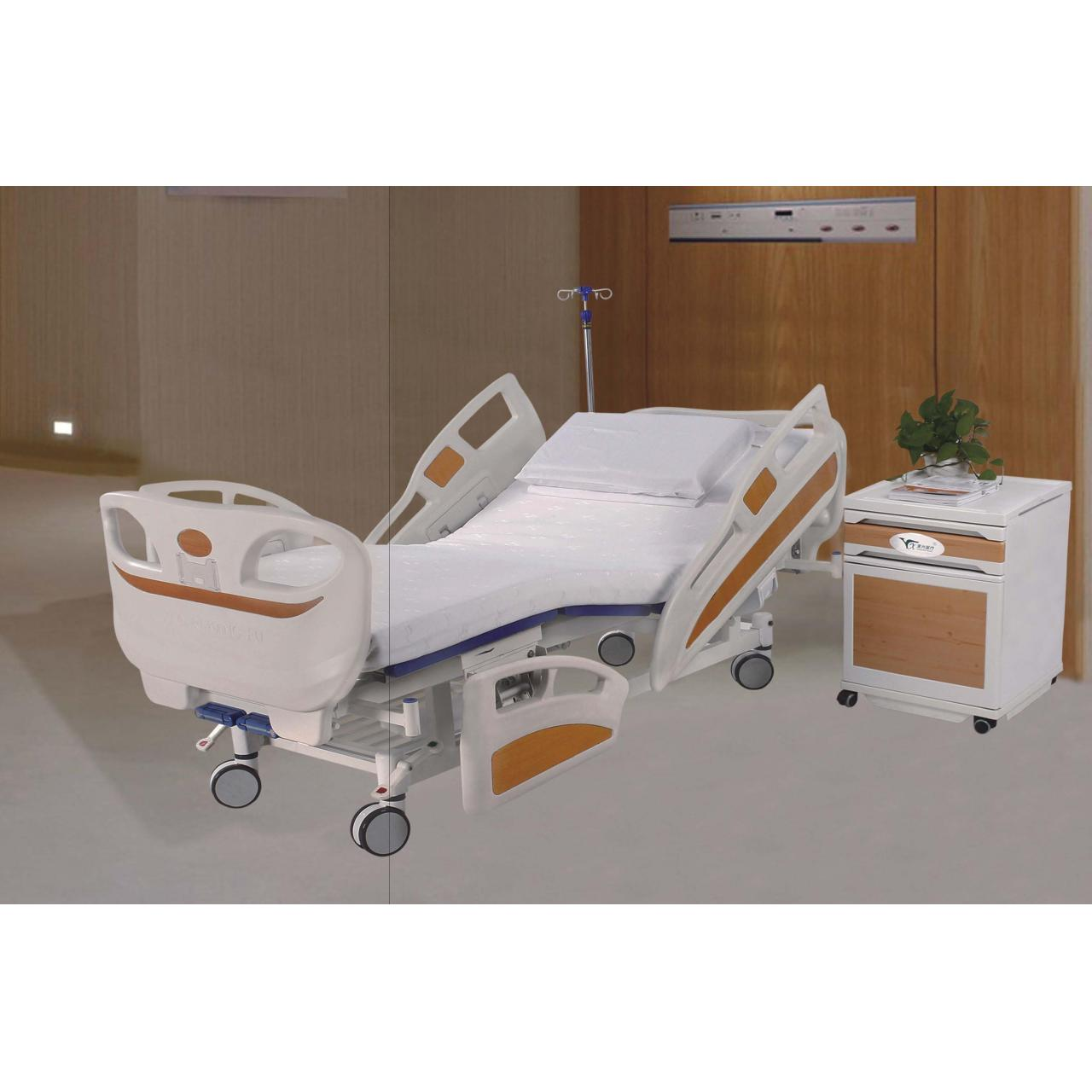 Medical Beds Two function manual beds B04-002