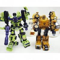China Diecast construction Robot 5 on sale
