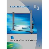 Buy cheap Two-Post Lifts YH203BD/YH204BD from wholesalers