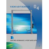 Buy cheap Two-Post Lifts YH203AD/YH204AD from wholesalers