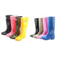 Buy cheap pvc rain boots the classical wellington boots made by PVC from wholesalers
