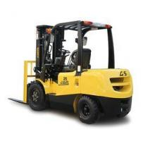 Buy cheap Material Handing Equipment 2.5T Diesel Forklift from wholesalers