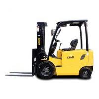 Buy cheap Material Handing Equipment 3.0T Electric Forklift from wholesalers