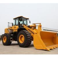 Buy cheap WHEEL LOADER SAM856 WITH JOYSTICK, AIR CONDITIONER, WEICHAI STAGE-II 162KW from wholesalers
