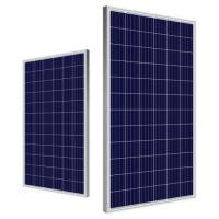 Buy cheap Solar Panel Greensun 30 years warranty poly double glass solar panel for solar plant from wholesalers