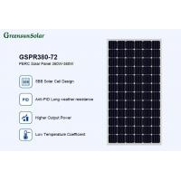 Buy cheap Solar Panel 72cells PERC 24V 370w Solar Module from wholesalers