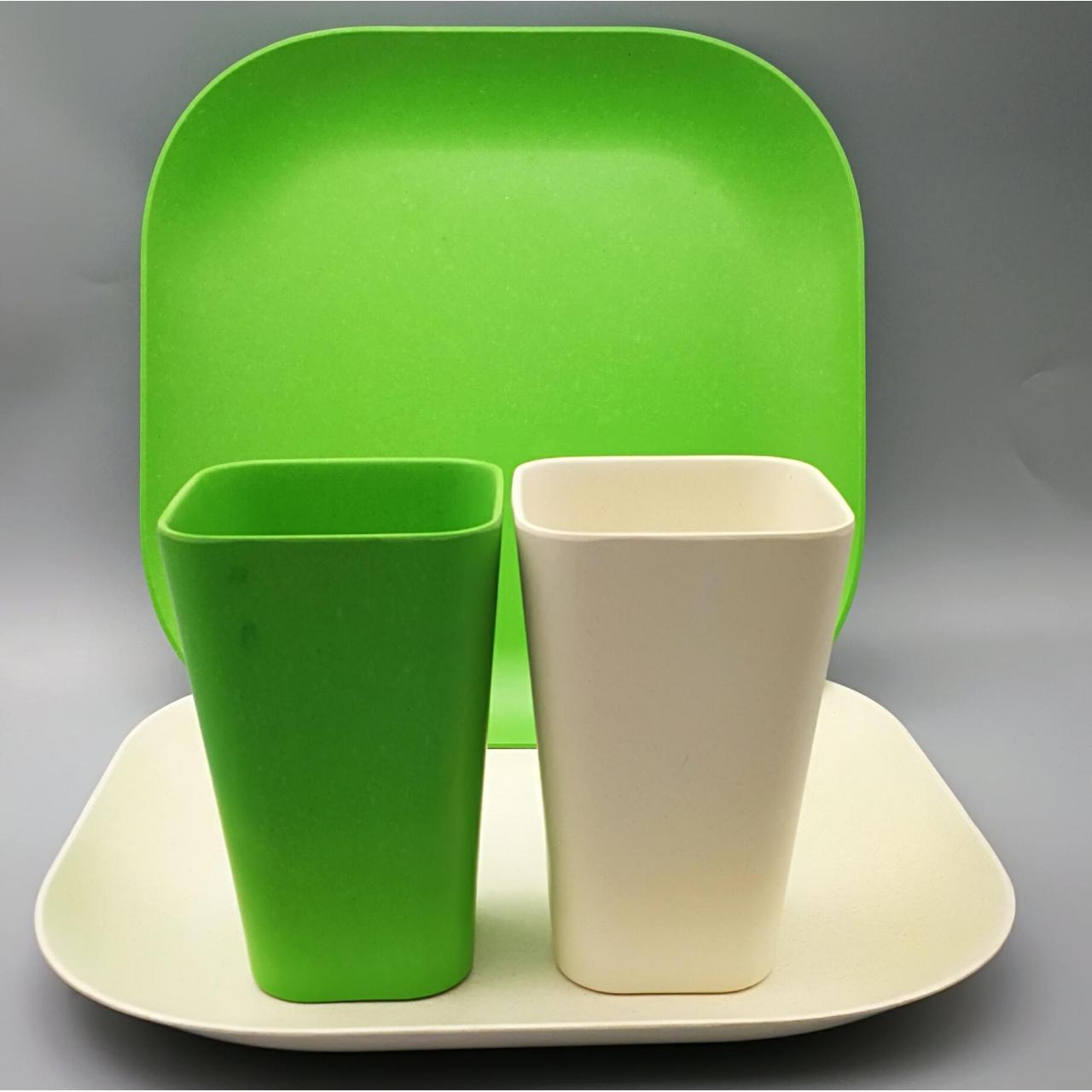 Buy cheap bamboo fiber cup from wholesalers