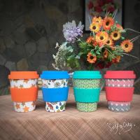 Buy cheap bamboo fiber printing cup from wholesalers