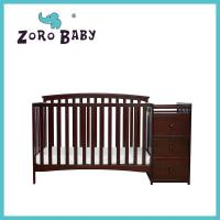 Buy cheap Solid wooden baby cribs 010 from wholesalers