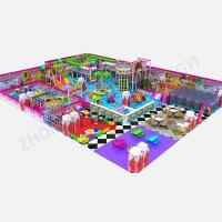 Buy cheap Indoor Playground ZY-07 The big all-in-one Indoor Playground from wholesalers